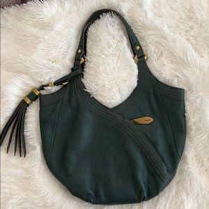 Green orYANY bag